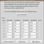 jtest-gtk-callibration